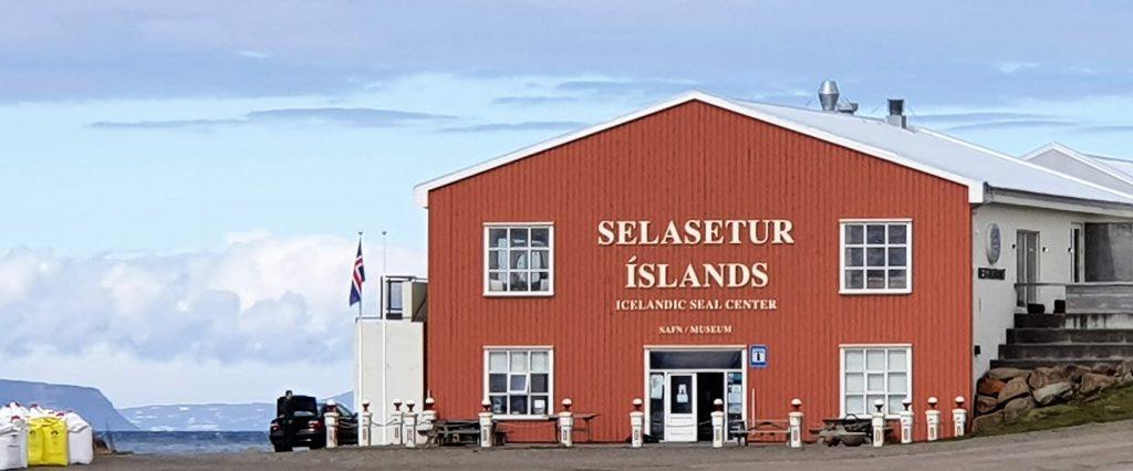 Selasetur Íslands